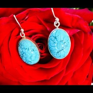 Jewelry - 🌹TURQUOISE EARRING 🌹